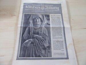 Augsburger Kath.kirchenzeitung Nr Alte Zeitung 40 Vom 03.10.1954 2019 Offiziell