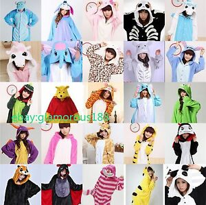 Hot-New-Unisex-Adult-Pajamas-Kigurumi-Cosplay-Costume-Animal-Sleepwear