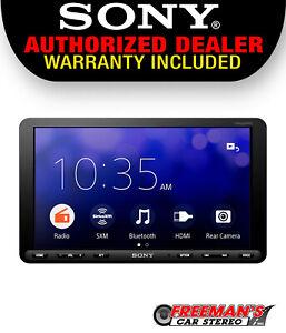 """Sony XAV-AX8100 8.95"""" 1-Din Multimedia Receiver w/ Apple CarPlay & Android Auto"""