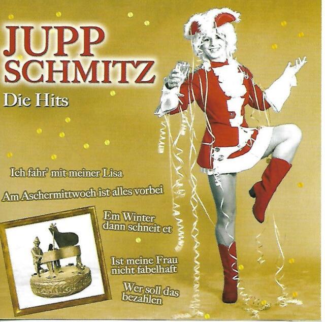Die Hits von Jupp Schmitz von Schmitz,Jupp 2009 | CD |Neu