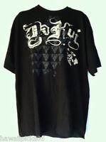 Da Hui Hawaii Surf Clothes Shark Tooth Warrior T Shirt Mens Size M Gift Idea