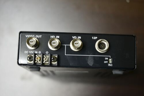 Panasonic GP-MF212A Camera Controller  with CAMERA