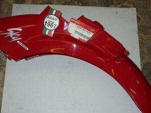 Parafango-posteriore-Honda-Sky-50-ORIGINALE-rosso-83450gcgw20za