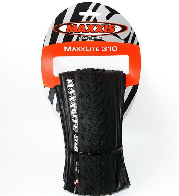 MAXXIS Maxxlite 310 Cross Country Racing Foldable MTB Tire 26x1.95 170TPI 1 Tyre