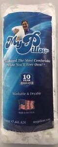 My Pillow Classic Queen Size Medium (White Level) As Seen On TV Ships Free Today