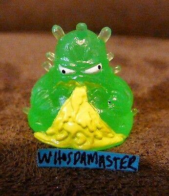 The Trash Pack Junk Germs Series 7 #1165 FLU BUG Green Mint OOP