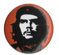Che Guevara Potrait  1 inch Button Pin Badge Anarchist Punk etc