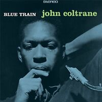 JOHN COLTRANE - BLUE TRAIN - 180gram Vinyl LP - NEW & SEALED **FREE UK POSTAGE**