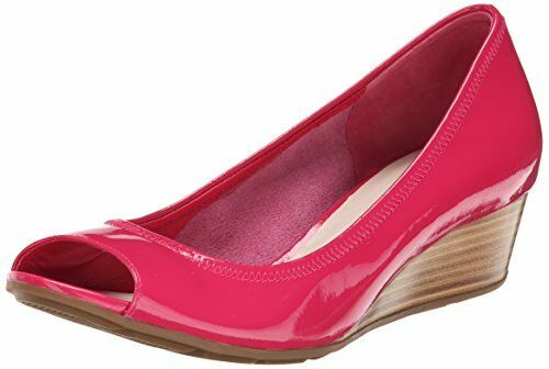 Womens Shoes Cole Haan Air Tali OT Wedge 40 Electra Patent