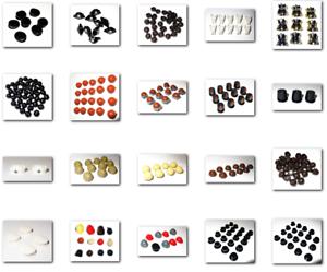 Lego-chapeaux-cheveux-Casques-Femelle-Male-Couleur-Choisir-Briques-NEUF