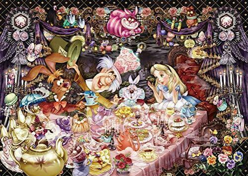 tenyo 1000 Piece Jigsaw Puzzle Alice in Wonderland No Awake Dream Tea Party