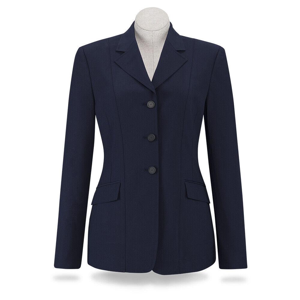 RJ Classics Nora Hunt Coat  Navy  Ladies  NR2001  Different Dimensiones