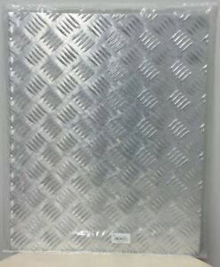 Lamiera Alluminio Mandorlata Ebay