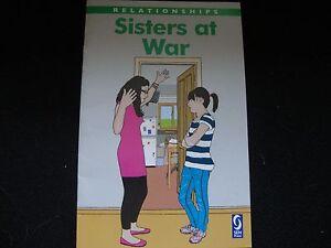 SISTERS AT WAR  by JOYCE HOWARTH              Paperback - Derby, United Kingdom - SISTERS AT WAR  by JOYCE HOWARTH              Paperback - Derby, United Kingdom
