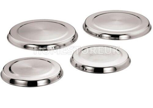 4 pcs plaque couverture set reuseable home Four Cuisinière électrique Couvercle Protecteur Ring en Métal