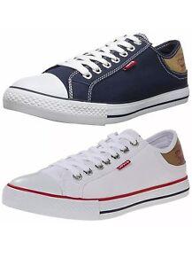 Zapatos blancos LEVI′S para mujer S6ZJq2cY8s