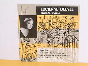 SINGLE-7-034-LUCIENNE-DELYLE-CHANTE-PARIS-EP