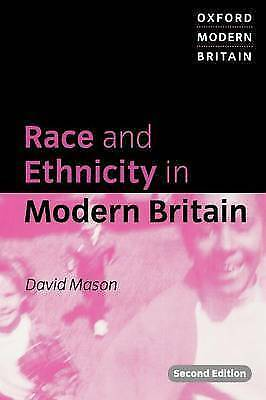 1 of 1 - Race And Ethnicity In Modern Britain (Oxford Modern Britain) *New*