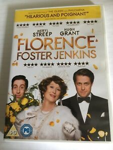 Florence-Foster-Jenkins-DVD-Meryl-Streep-Hugh-Grant-VGC-FREEPOST