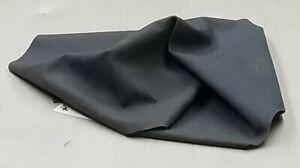 Dark Gray Kid Skin Leather Hide Crafts Binding Handbag Lining Upholstery Wallet