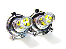 2x 100W+ CREE White H4 9003 Bulb High Power LED 12V DRL Low Beam Accent Stage3