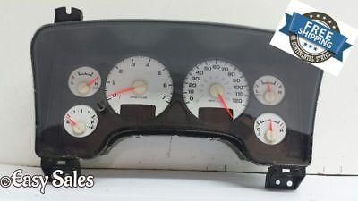 1999 Dodge 2500 3500 Diesel Cummins Speedometer Instrument Cluster Mph Oem