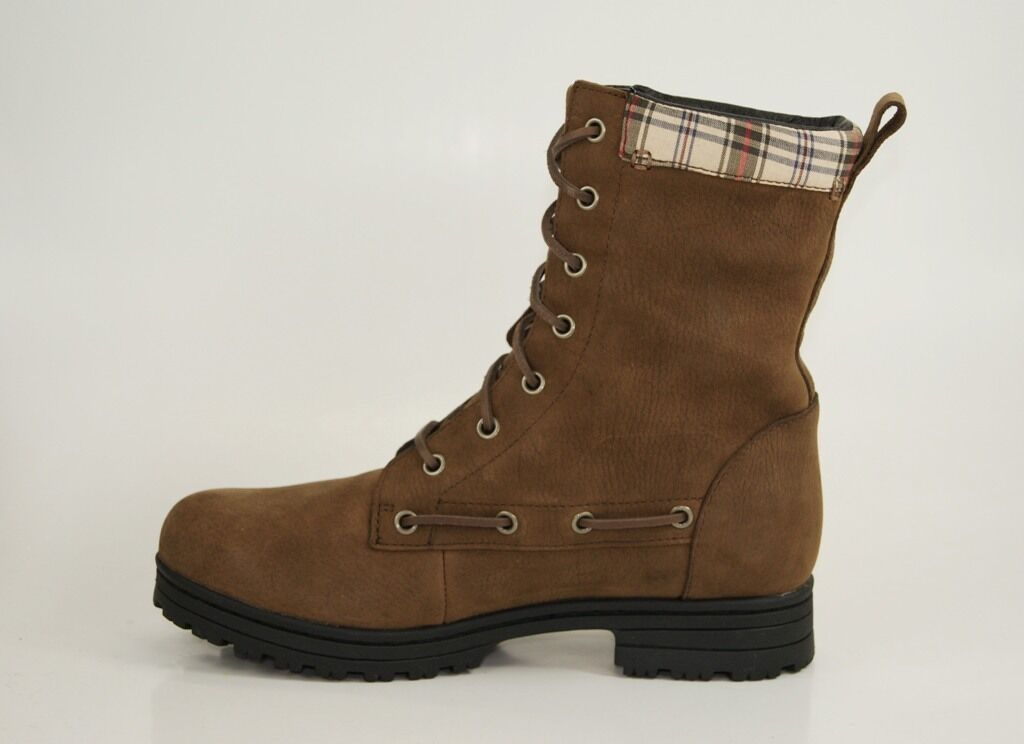 Sebago Stiefel Stiefeletten DORSET LACE Stiefel Stiefel Sebago Winterschuhe Damen Schuhe NEU 3c52d5