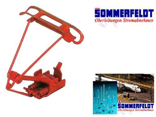 VITE SCALA-N SOMMERFELDT 769 N.1 PANTOGRAFO METALLO MONO BRACCIO ROSSO Tipo FS
