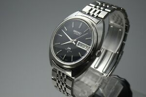 Vintage-1971-JAPAN-SEIKO-LORD-MATIC-WEEKDATER-5606-7150-23Jewels-Automatic