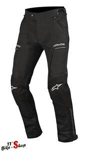 Alpinestars-034-Ramjet-Air-034-Motorrad-Textilhose-in-Groesse-M-50-Schwarz-Pants