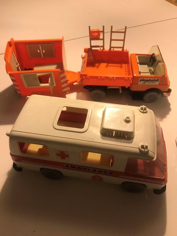 Legetøj, Playmobil