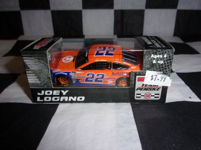 Joey Logano 22 Autotrader 2016 Fusion Nascar Action 1 64 Scale C226865a9jl For Sale Online Ebay