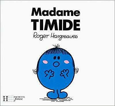 Madame Timide (Bonhomme), Hargreaves, Roger, Used; Good Book