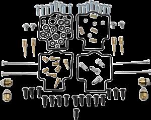 Kawasaki K/&L Carburetor Carb Rebuild Repair Kit NEW ZX900 ZX 900 Ninja ZX9 ZX-9R