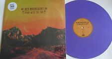 LP Red Mountains down with the sun PURPLE VINYL 300 copies-Nasoni n. 161