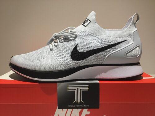 918264 002 Flyknit Racer Reino Unido Tamaño Nike Mariah ~ Air 12 Zoom WqRHBHX0