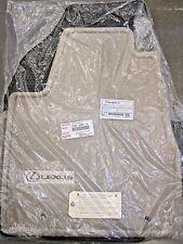 LEXUS OEM FACTORY CARPET FLOOR MAT SET 2006-2008 RX400H IVORY (TAN)