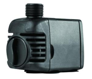 Total Pond 300 GPH Fountain Pump Submersible Adjustable Flow Garden Water Pump