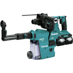 Makita XRH10PTW-R 36V LXT 1-1/8 in.Rotary Hammer Kit(5Ah) Certified Refurbished