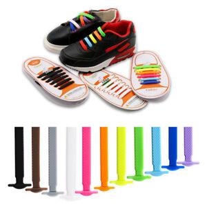 Branded Easy No Tie Elastic Shoe Lace