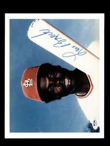 Lou-Brock-PSA-DNA-Coa-Hand-Signed-8x10-Photo-Cardinals-Autograph