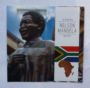 2013-St-VINCENT-amp-GRENADINES-NELSON-MANDELA-MEMORIUM-BEQUIA-STAMP-MINI-SHEET