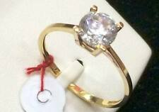 SOLID 18K Saudi Gold Ring - Size 8 / 1.9g