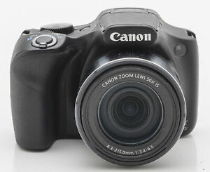 Canon-PowerShot-SX-530-HS-FOTOCAMERA-COMPATTA-Fotocamera-Digitale-Videocamera-Camera