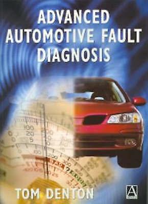 Advanced Automotive Diagnosis-ExLibrary