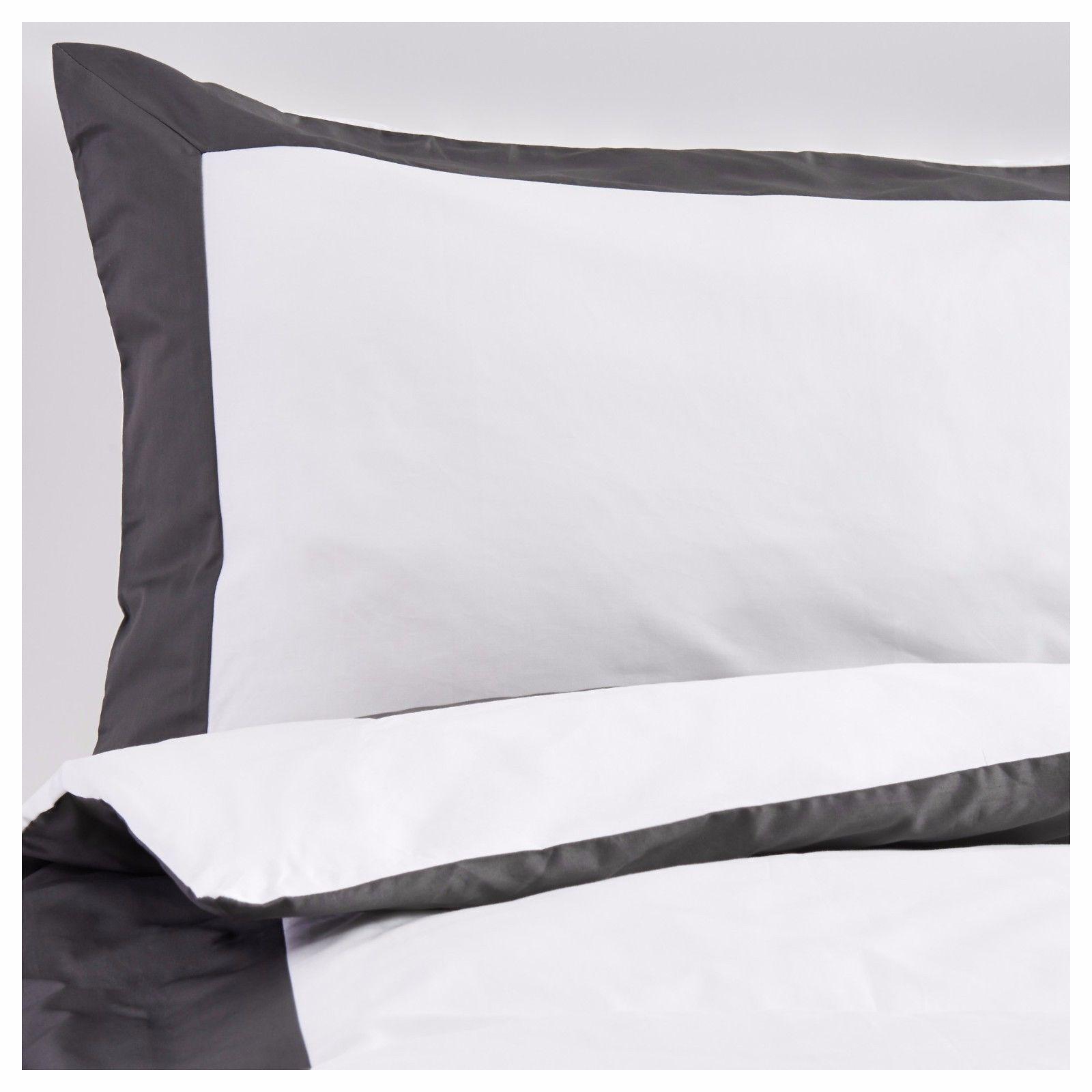 IKEA Kuddflox King Size Duvet Cover and 4 pillowcases ( 220 X 240 )