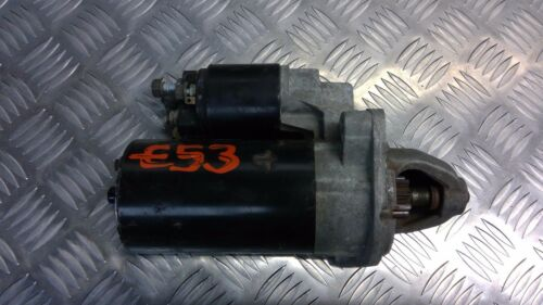 7519161 // 7519160 Starter Motor 3.0i M54 Petrol BMW E53 X5