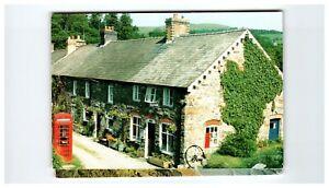 Postcard-CYFEILIOG-GUEST-HOUSE-LLANBRYNMAIR-Wales-Ref-D5