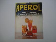 advertising Pubblicità 1979 APEROL