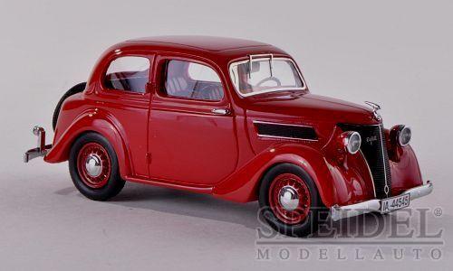 Wonderful modelcar FORD  EIFEL 1938 - darkred -  scale 1 43 -